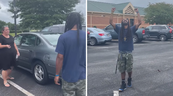 School Faculty Surprise Custodian With Car So He No Longer Has To Walk To Work