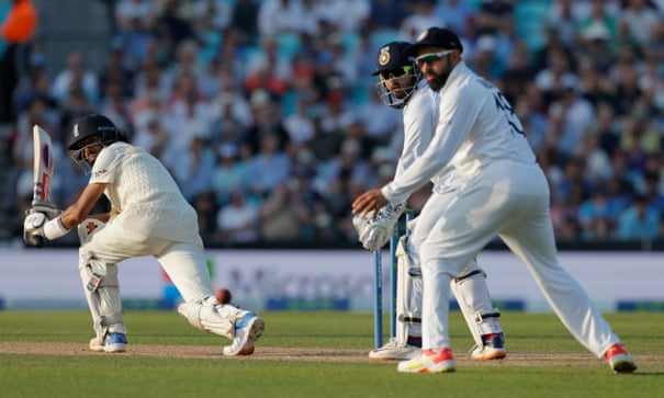 England face record run chase to beat India but Hameed offers hope