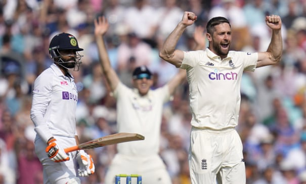 England have the 'belief' to chase down India's 368, says Chris Woakes